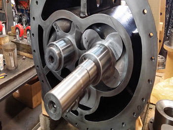 SCS Screw Compressors Specialist - Specialize in Screw Compressor Repair